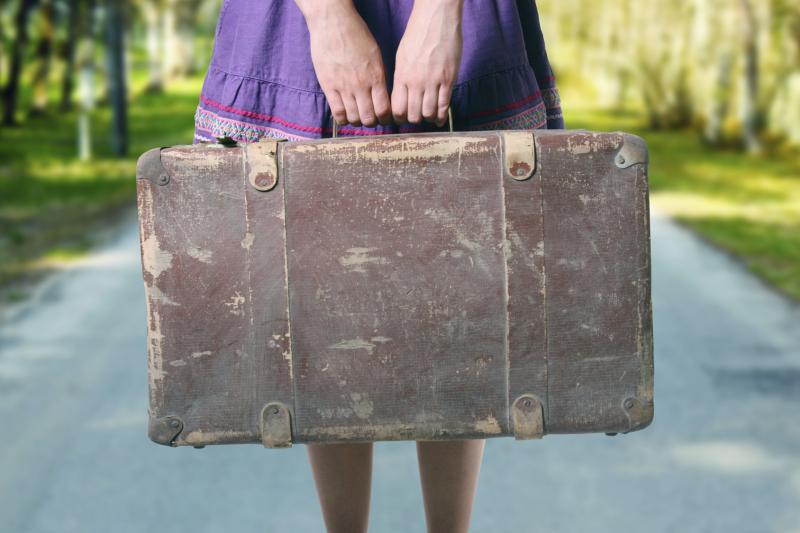 Leaving-Your-Baggage-Behind