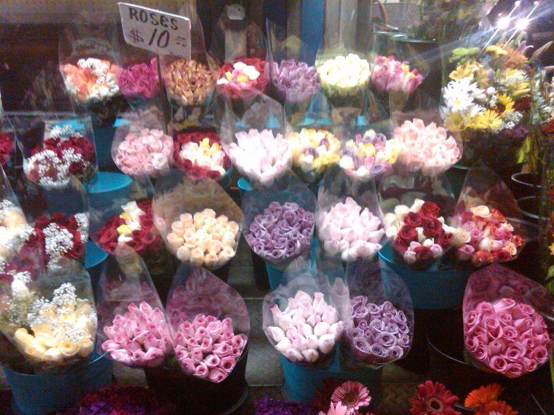 Bodega-flowers