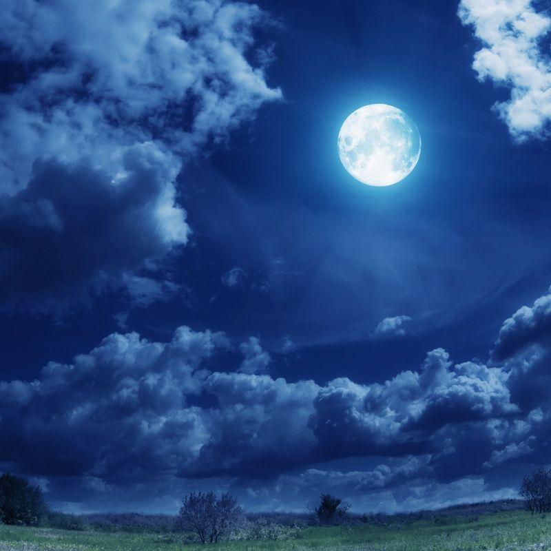 Bright-Full-Moon