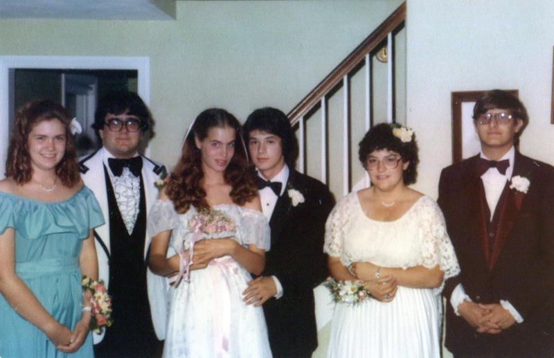 SeniorBall1982