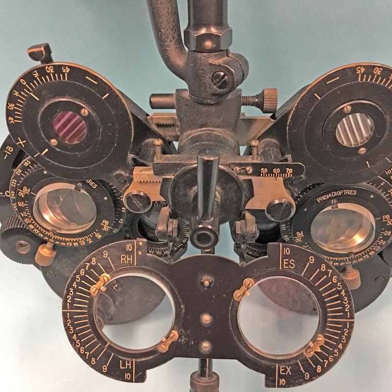 Vintage Phoropter