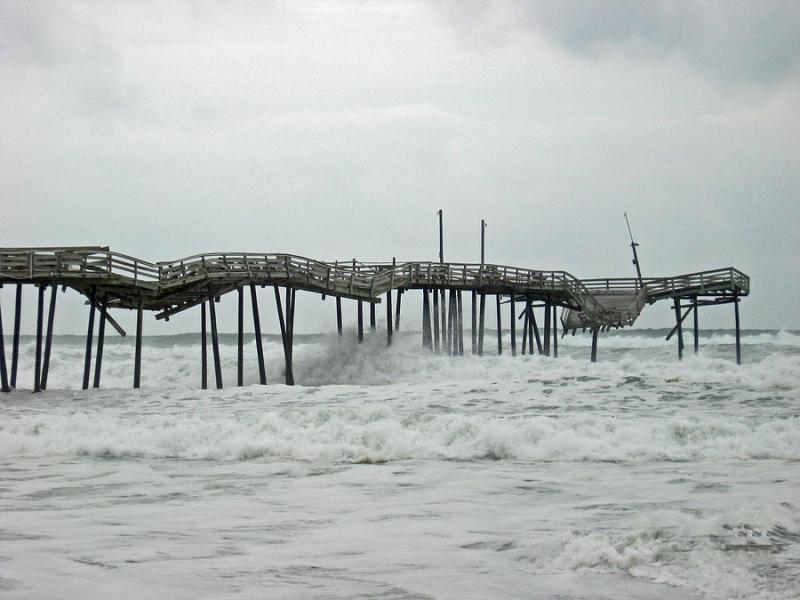The Frisco Pier