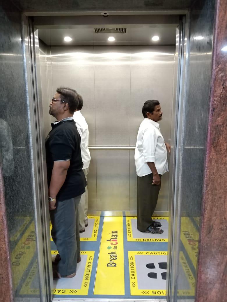 Elevator Shame