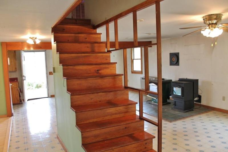 Starksboro staircase